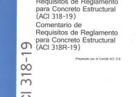 Código ACI 318-19